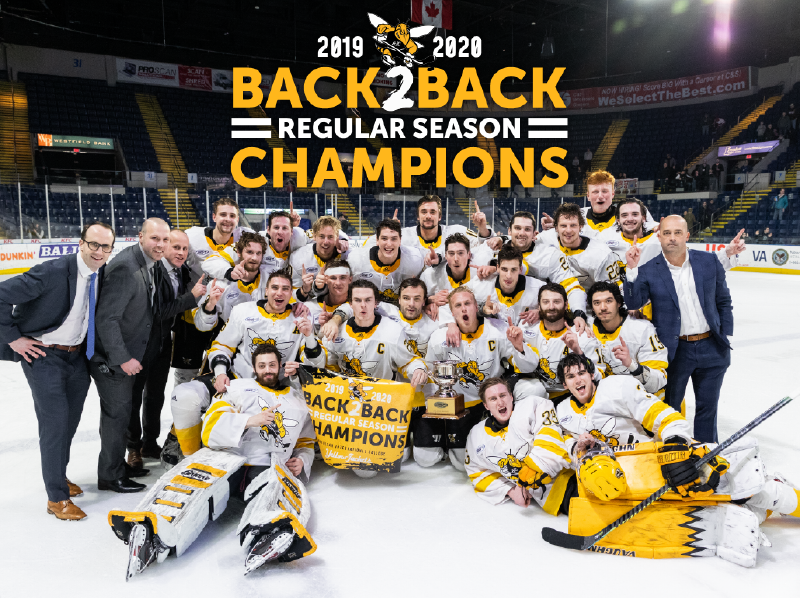 AIC Hockey Champion