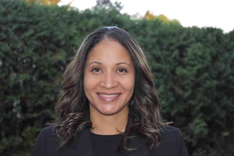 Aesha Mu'min, a 2019 alumna