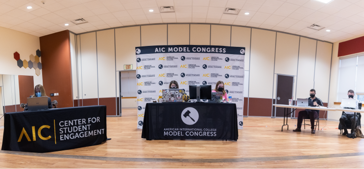 AIC's 81st Annual Model Congress Model Congress in Emergency Sessio